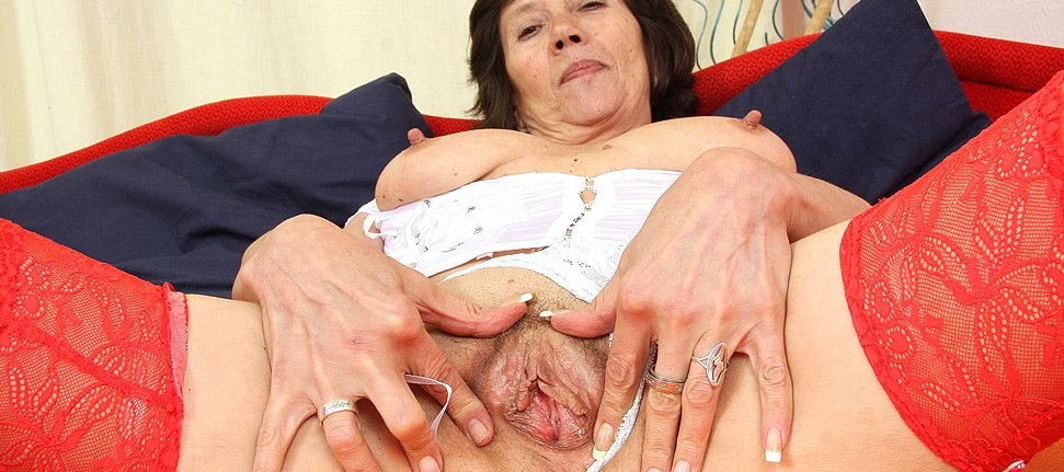 erected nipples grandma